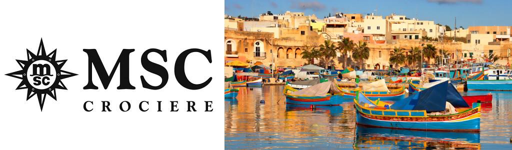 Copertina MSC Valletta, Malta
