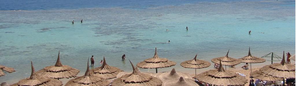 spiaggia sharm